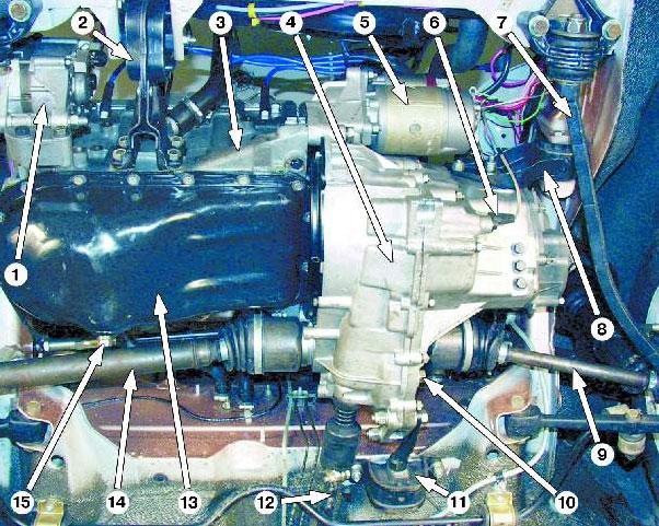 1 - генератор