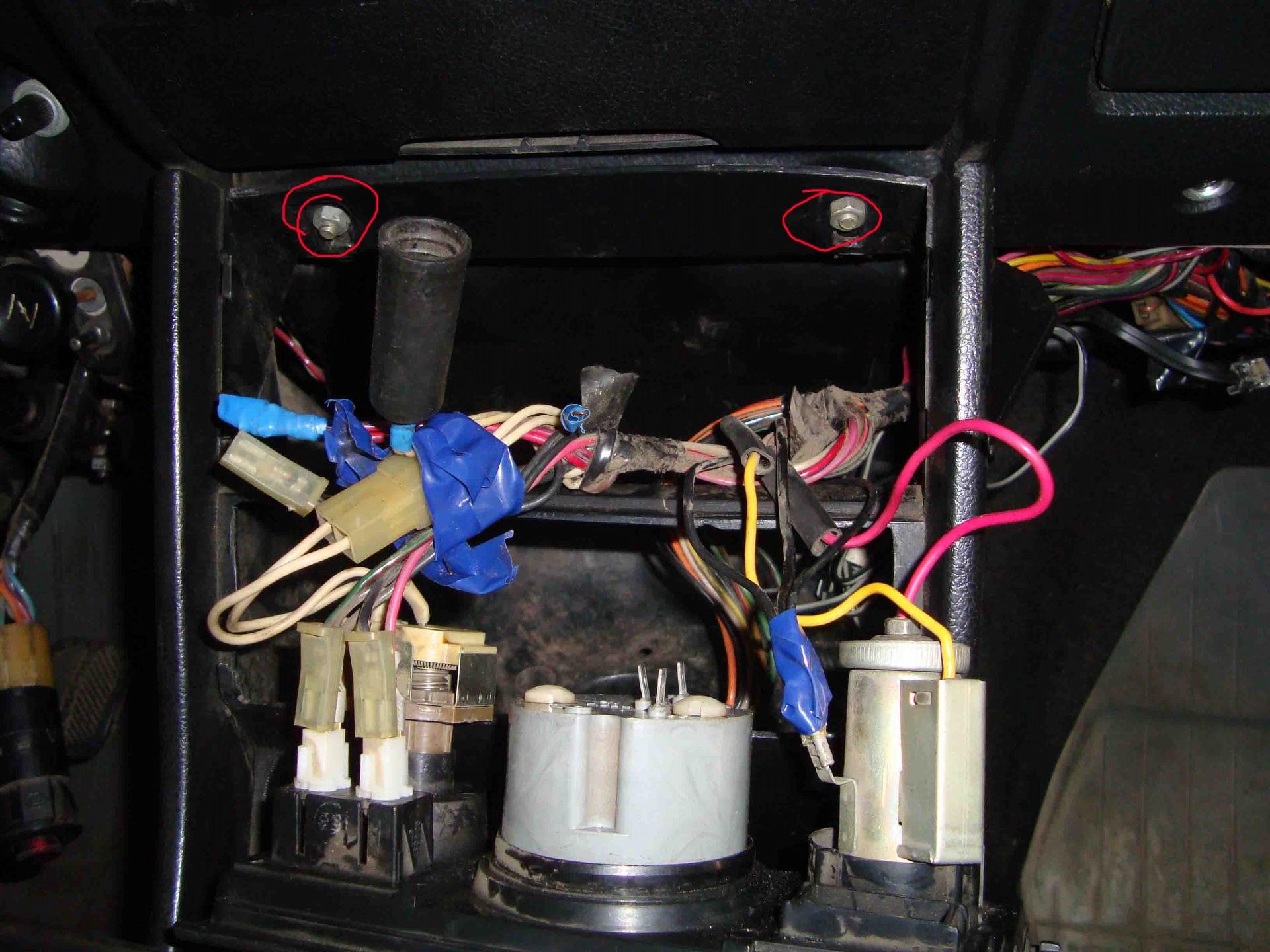 подключить прикуриватель ваз 2106 схема подключения