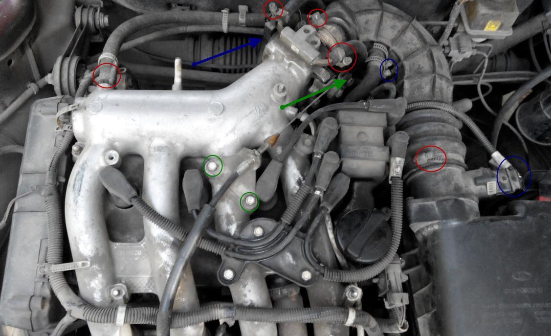 тюнинг двигателя ваз 2110 1.5 16 v своими руками видео