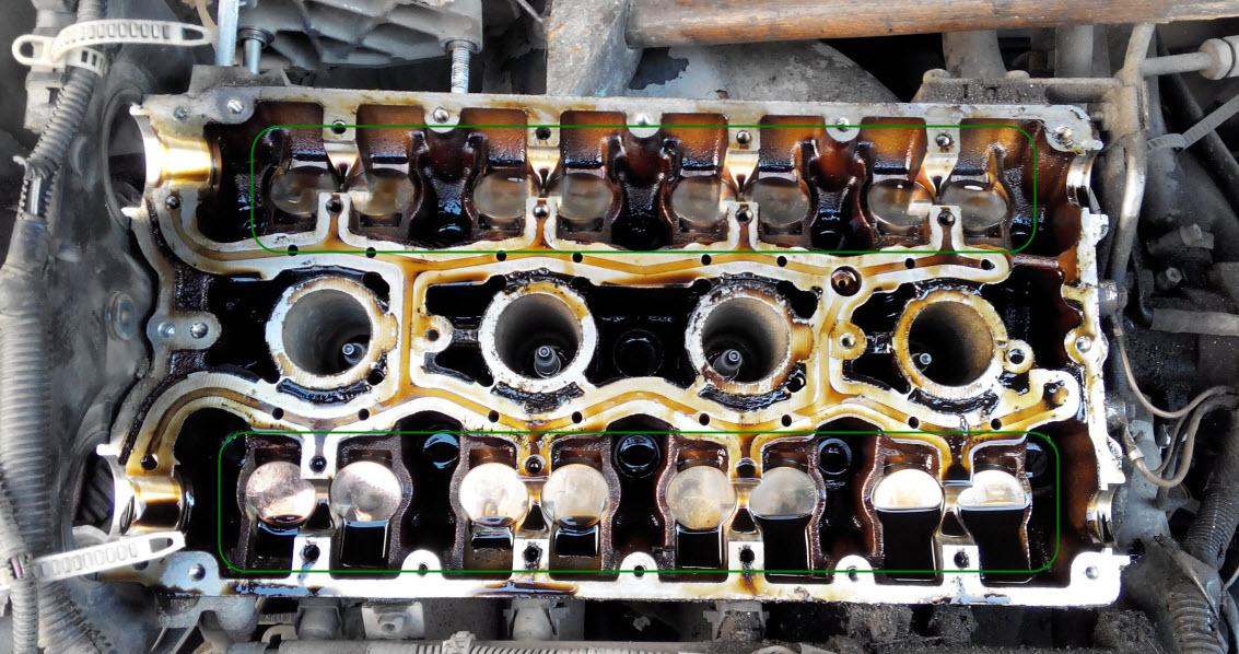 Замена гидрокомпенсаторов на ваз 2112 16 клапанов своими руками 14