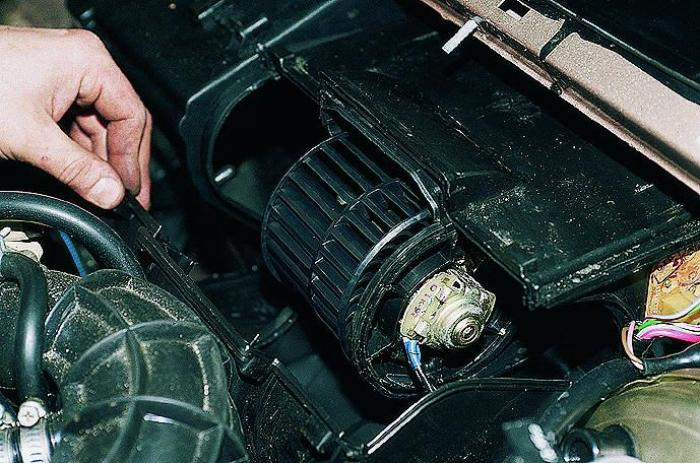 Замена передних амортизаторов на ваз 21074