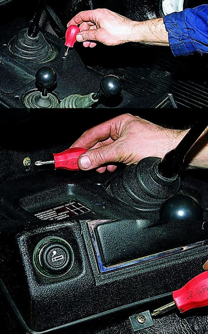 Снятие и замена и установка вентилятора печки на Ниве ВАЗ-21213 и ВАЗ-21214