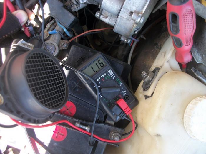 Схема электрооборудования нива 2121 инжектор