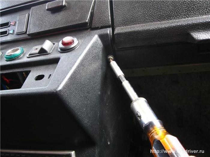 Снять радиатор печки нива 2121