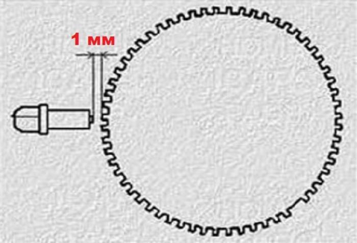 Схема подключения датчика коленвала ваз 2110